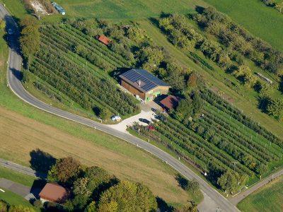 Luftbild Detail