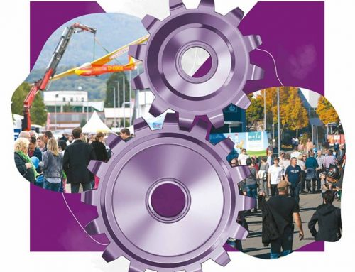 Wir nehmen teil: Gewerbe- und Industrieschau Metzingen am 29.09.2019
